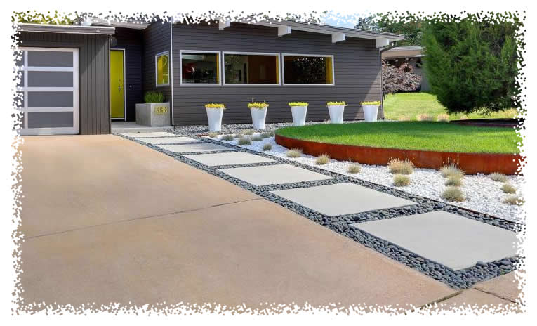 Benefits of a New Concrete Driveway Calgary